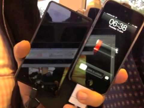 first rate 96cdf 08fd8 Mophie juice pack powerstation® duo not charging Nokia and iPhone 5  simultaeously
