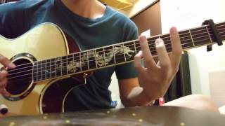 一百種孤獨的理由 - 郭美美 Jocie Guo (Fingerstyle 獨奏)