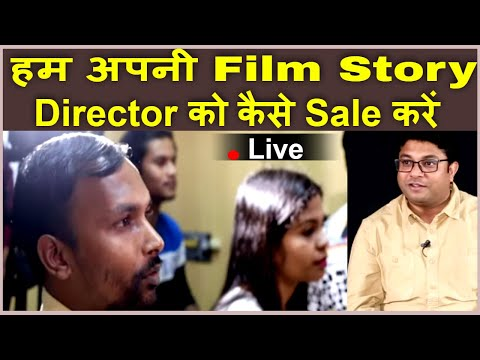 Film Story kese producer-director ko de | Virendra Sir Master Class | Joinfilms Script writing Class