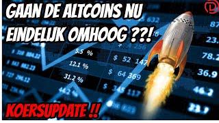 🚀Live | Gaan de Altcoins Nu Eindelijk Omhoog??! | Doopie Cash | Bitcoin & Crypto
