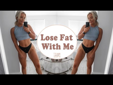 How To Lose Fat + Full Day Of Eating   Diet Series - Ep 1