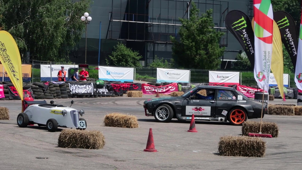 Dacia motor BMW drift Auto Total Business Show Bucuresti