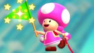 Super Mario Run - Friendly Runs #6 (Toad Rally)
