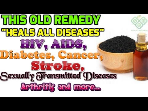 "This Old Remedy ""Heals All Diseases"" HIV, AIDS, Diabetes, Cancer, Stroke, Arthritis and more …"