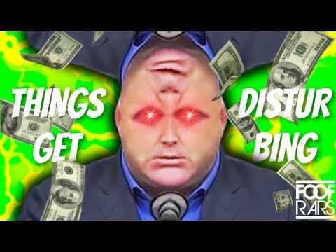[MEGA YTP] Alex Jones SELLS OUT to the New World Order