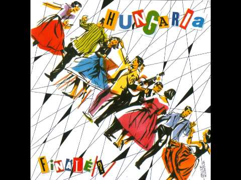 Hungária Finálé Album - 2005-ös album