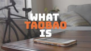 What is Taobao?