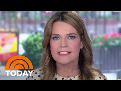 No, Internet, Savannah Guthrie Isn't Pregnant (And No, It's Not OK To Ask!) | TODAY