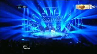 120503 SHINHWA Venus (Goodbye Stage)