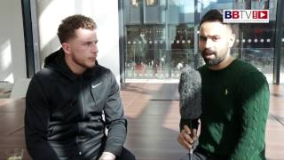 Sam Hyde talks next fight March 17 and future plans