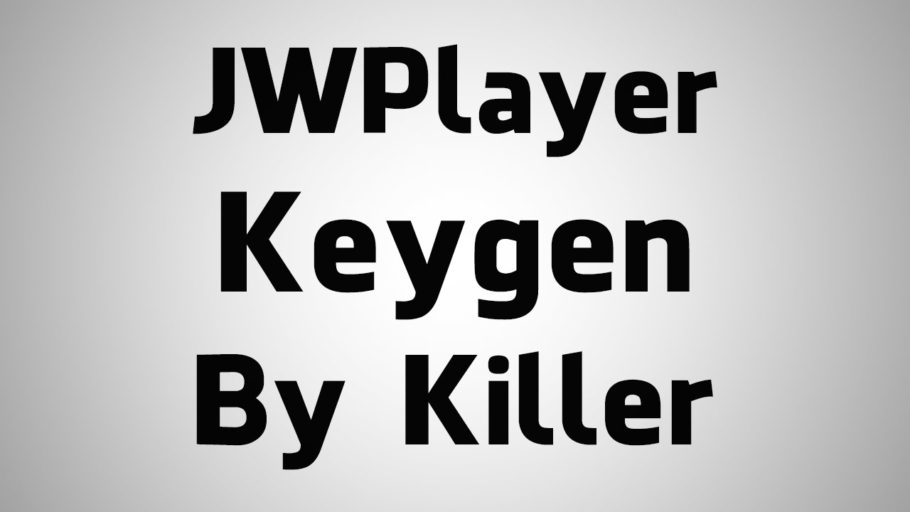 jw player 6 crack download