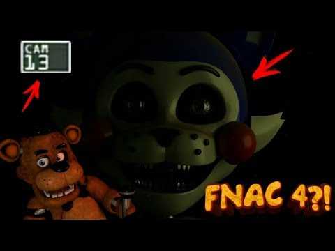 Five Nights At Candy's 4 Что находиться на 13 камере? - Five Nights At Candy's Remastered Концовки