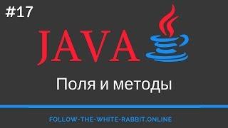 Java SE. Урок 17. Поля и методы