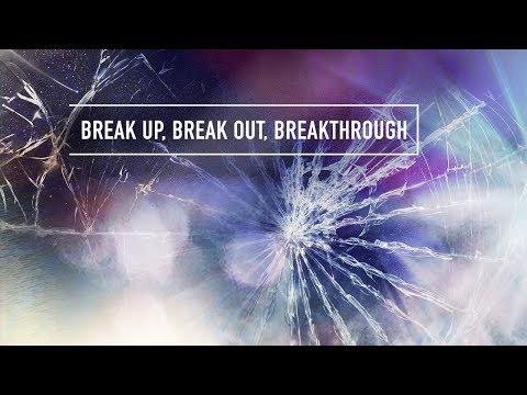"""""""Break Out, Break Up, Break Through"""" with Jentezen Franklin"""