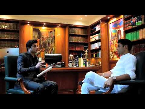 In conversation with Mr.Jaiveer Shergill