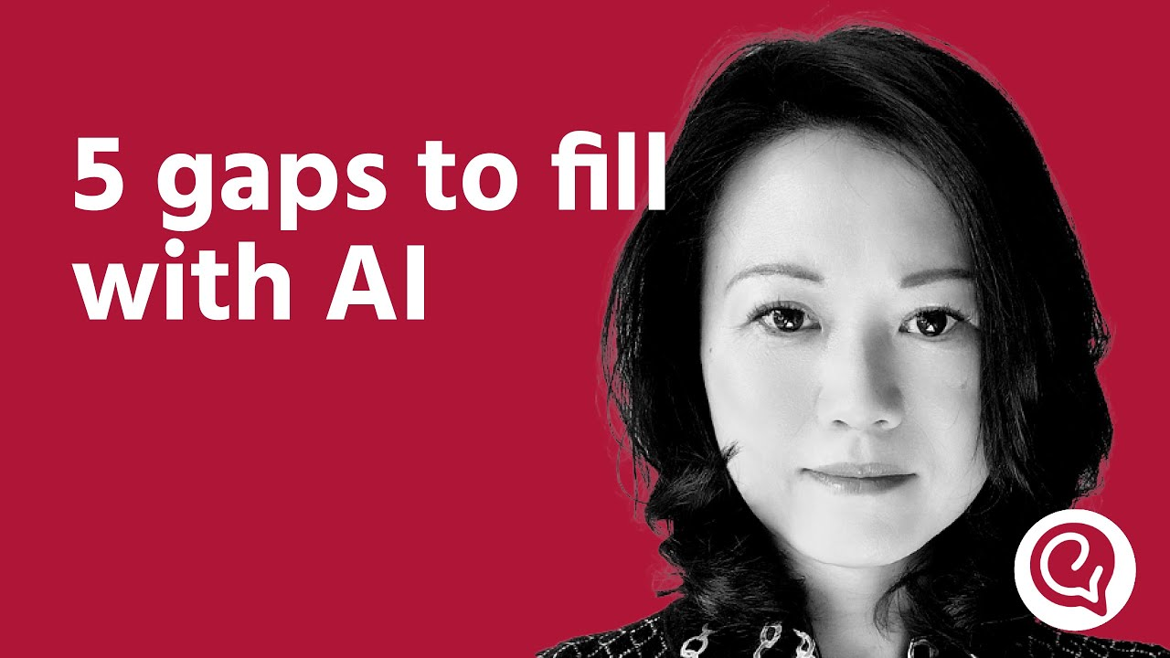 5 Gaps To Be Filled With AI | Helen Yu | Engati Engage