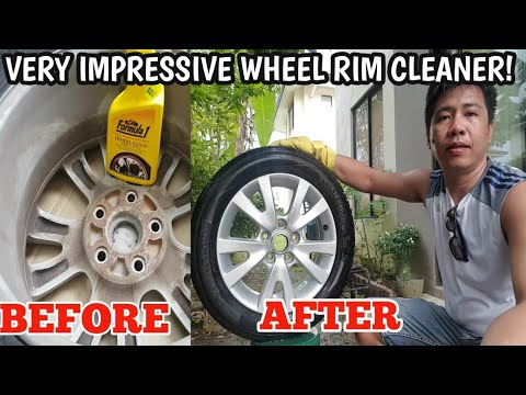 ALLOY RIM CLEANING LIKE A PRO