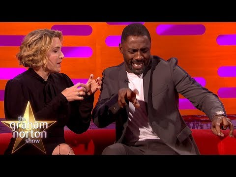 Download Youtube: Idris Elba Has A Foot Fetish | The Graham Norton Show