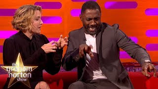 Idris Elba Has A Foot Fetish | The Graham Norton Show