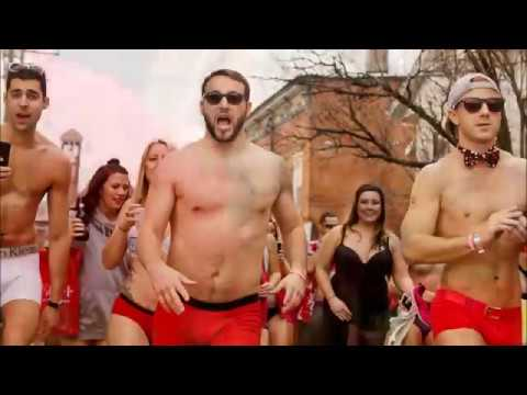 2017 Cupid Undie Run, Cincinnati 02-11-2017