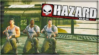 ZOMBIE DOGS! | Hazard Ops (With Ethan & Josh)