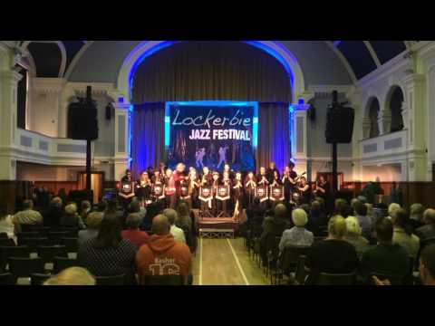 Dumfries and Galloway Youth Jazz Orchestra