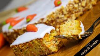 Aargauer Rüeblitorte  - Preisgekrönter Karottenkuchen