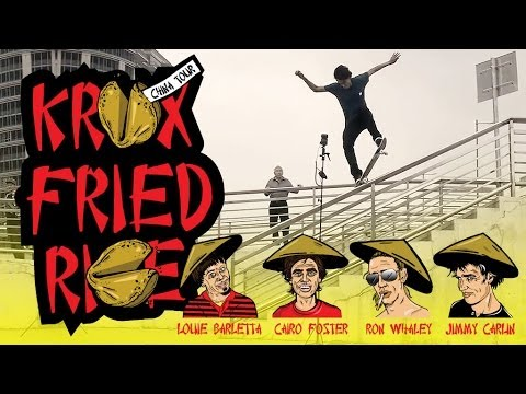 Krux Fried Rice China Tour