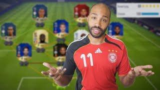 ICH BEWERTE EURE TEAMS! 🔥 💯 - This is America - FIFA 18 Ultimate Team