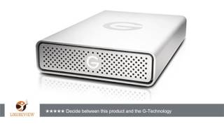 G-Technology G-DRIVE USB 3.0 2TB External Hard Drive(0G03902) | Review/Test
