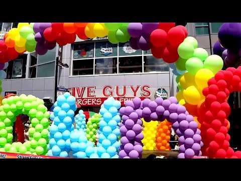 Pride Parade Toronto 2016