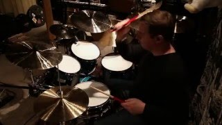 Kid Charlemagne - Steely Dan (A Drum Cover)