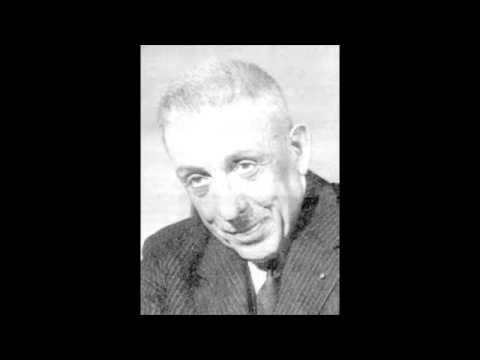 Francis Poulenc, Sonate pour violon et piano, II