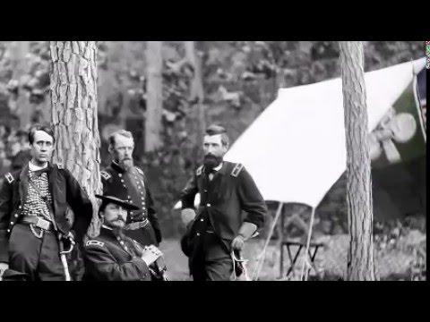 Hancock, Gen. W.S. & group (Birney, Barlow, & Gibbons)