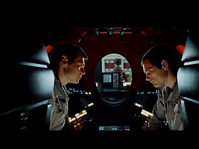 Peter Howell and James Cameron geek out together over teen memories of 2001: A Space Odyssey. (The Toronto Star)