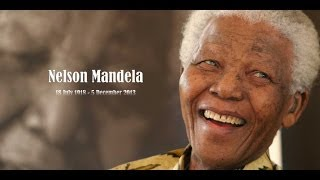 Nelson Mandela : Symbol of dignity and forbearance
