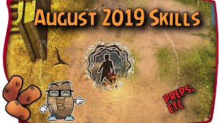 New Skills & Animations From The August 2019 Update - Guild Wars 2