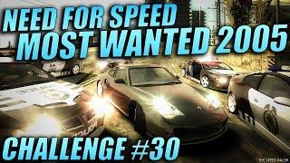 NFS Most Wanted 2005 - Porsche 911 Turbo S - Challenge Series #30