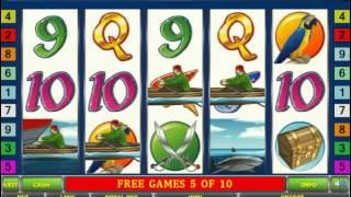 видео Игровой автомат Sharky играть онлайн
