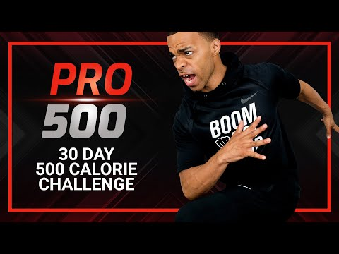 35 Minute EXTREME 500 Calorie HIIT Workout Initiation - PRO 500 Day 01