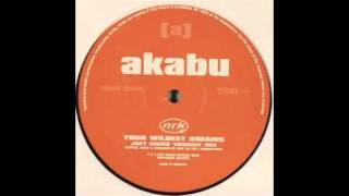 Akabu - Your Wildest Dreams (Joey Negro Medusa Mix) [NRK Sound Division, 2000]