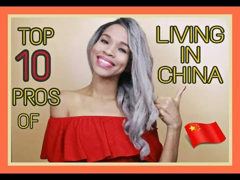 Pros of Living in China as a foreigner 2019 | Expat in Beijing | Life in China