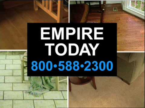 Empire Today - Window Treatments, Carpet and Flooring