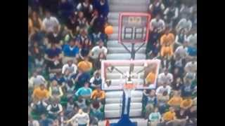 NBA 2k14 Halfcourt Shot Slow Mo | #SUBSCRIBE