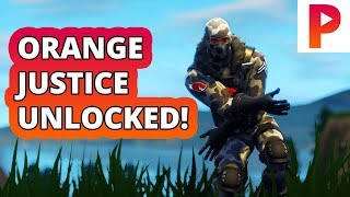 How I Unlocked My Fortnite Orange Justice Emote Without Battle Pass
