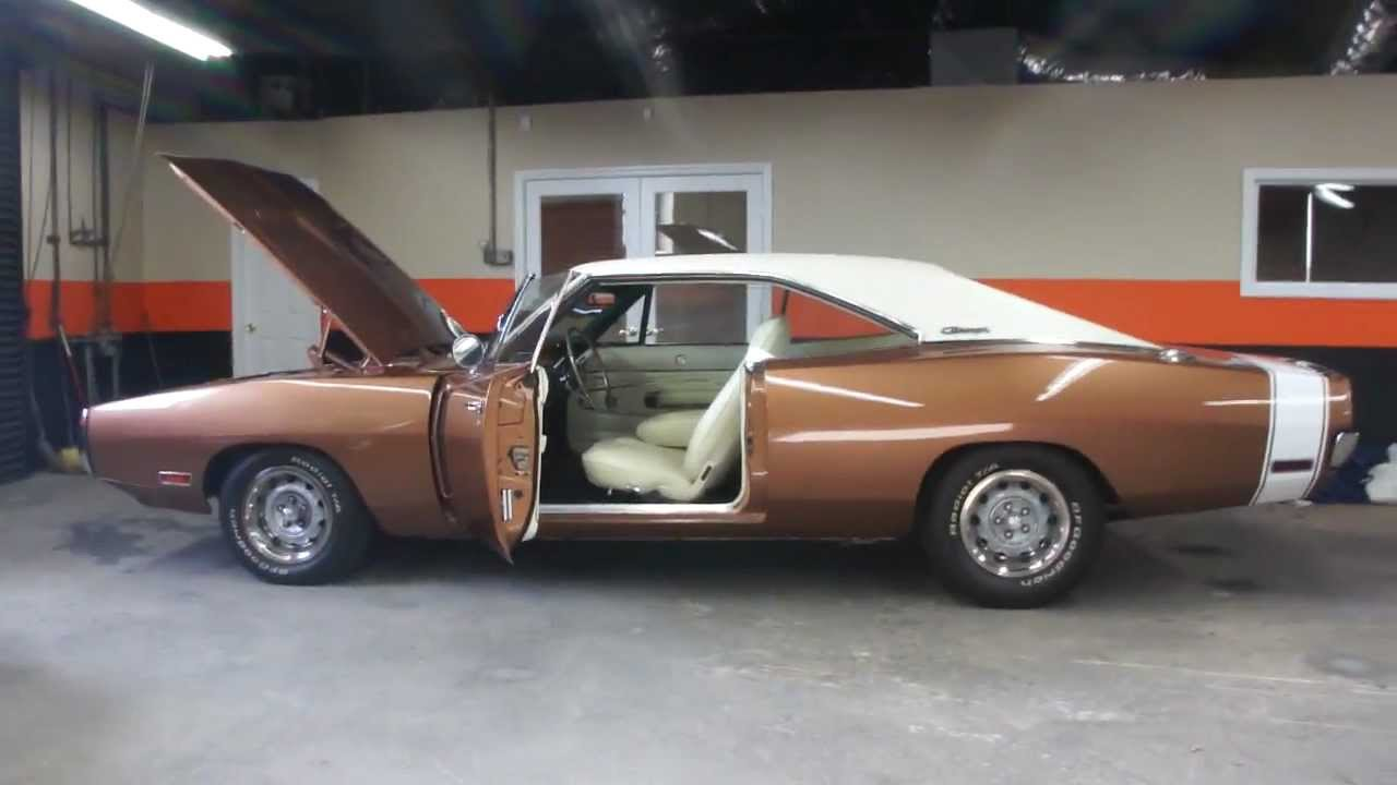 Sold 1970 Dodge Charger Rt For Sale Original Metal