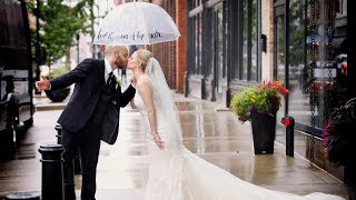 The Madison Event Center: Emily & Tom {Cincinnati wedding video}