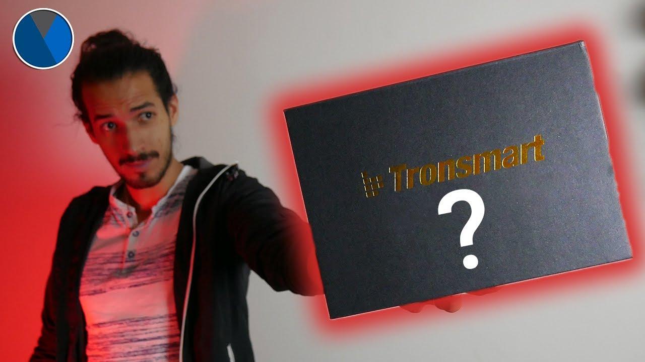 ¡Tengo una caja especial de Tronsmart! 🎁 ¿Qué hay dentro?