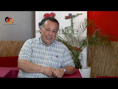 Mulla Çoktaş im Gespräch mit Nejdet Niflioğlu