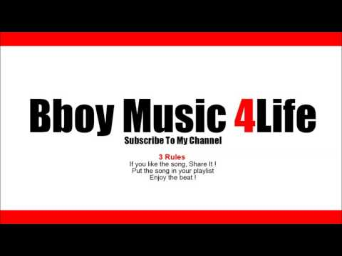 Boca 45  - Steady Rocking | Bboy Music 4 Life 2017